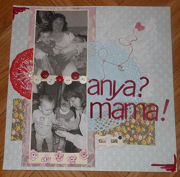 Anya? Mama!