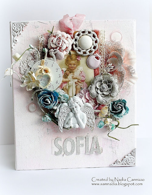 Gift Box for Sophia - Berry71Bleu