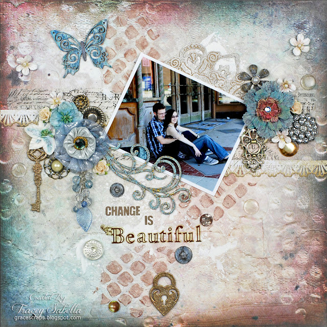 Change Is Beautiful - Berry71Bleu