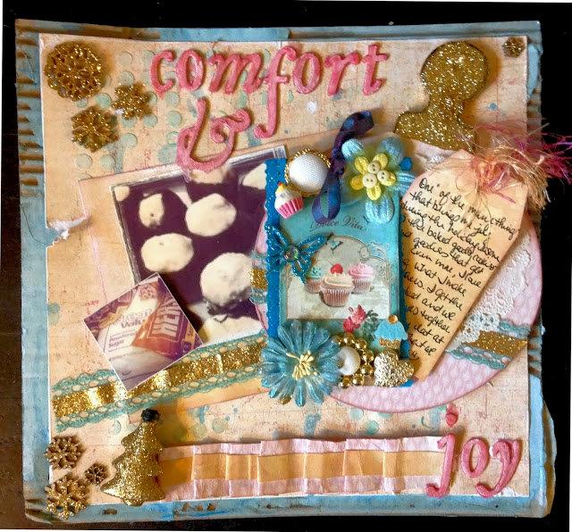 Comfort & Joy - Berry71Bleu