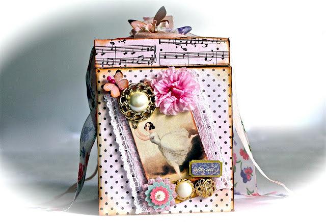 Gift Box - Berry71Bleu