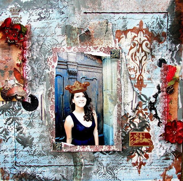 Queen of Hearts - Berry71Bleu