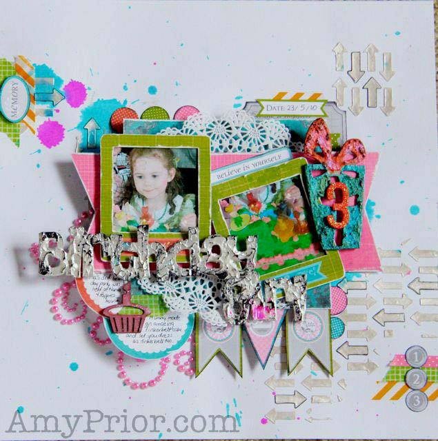 Birthday Girl - Berry71Bleu