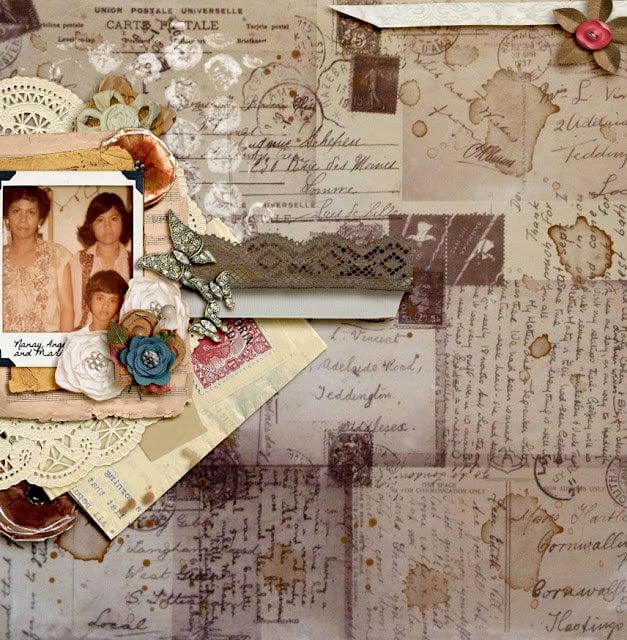 Vintage - Berry71Bleu