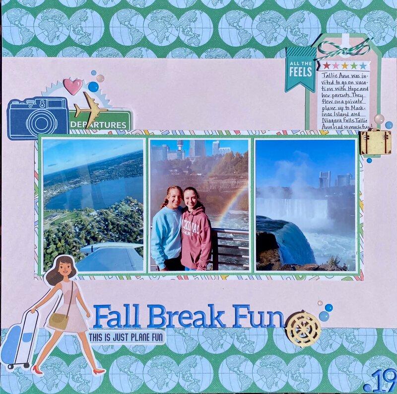 Fall Break Fun