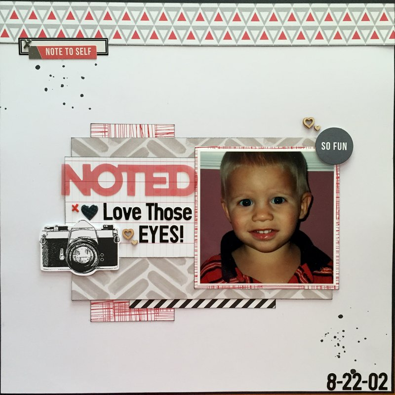 Love those eyes!