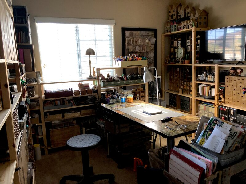 craft room 2019
