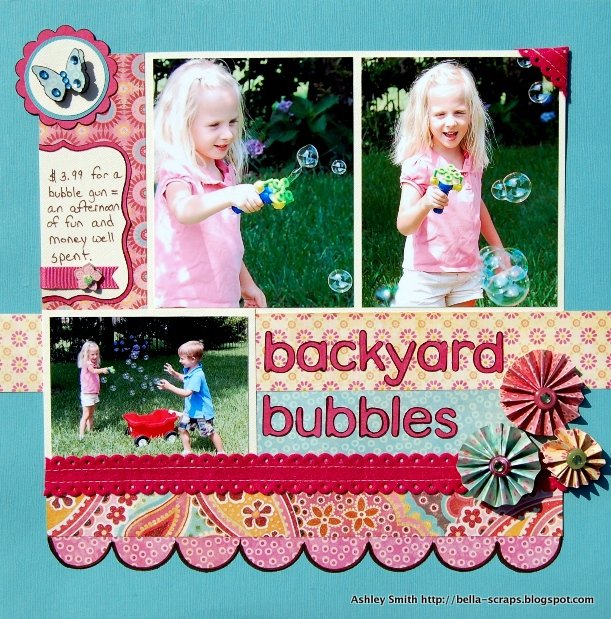 Backyard Bubbles