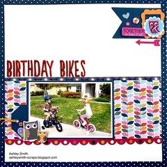 Birthday Bikes