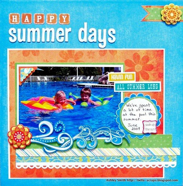 Happy Summer Days