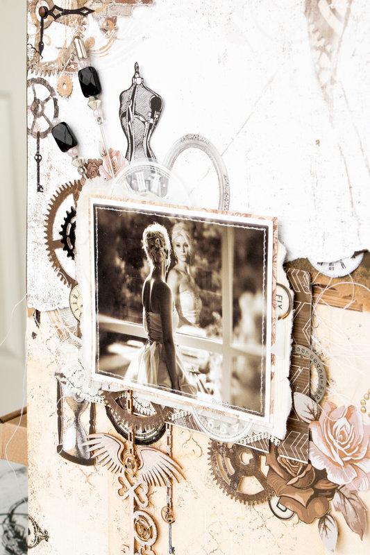 Wedding steampunk LO