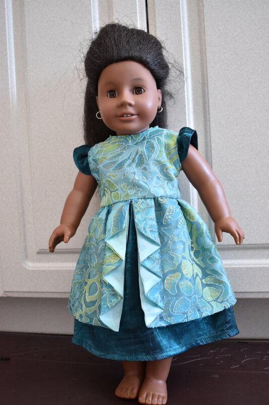 American Doll Dress
