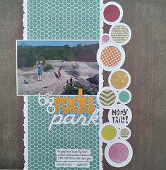 Big Rocks Park, Glen Rose TX