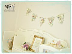 My daughter's room banner by Maiko Miwa(Japan)