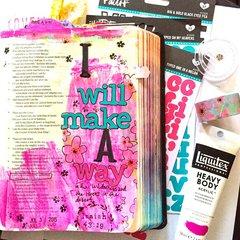 I Will Make A Way