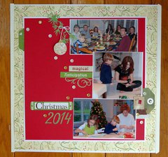 Christmas 2014 - Title Page