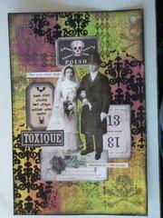 Toxique wedding