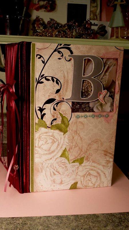 Cardbook B.loved's Book p1