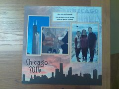 Chicago 2016-Willis Tower