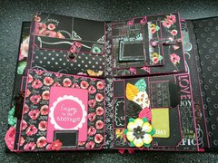 Mini Album Celebrate Every Day - Several Pages