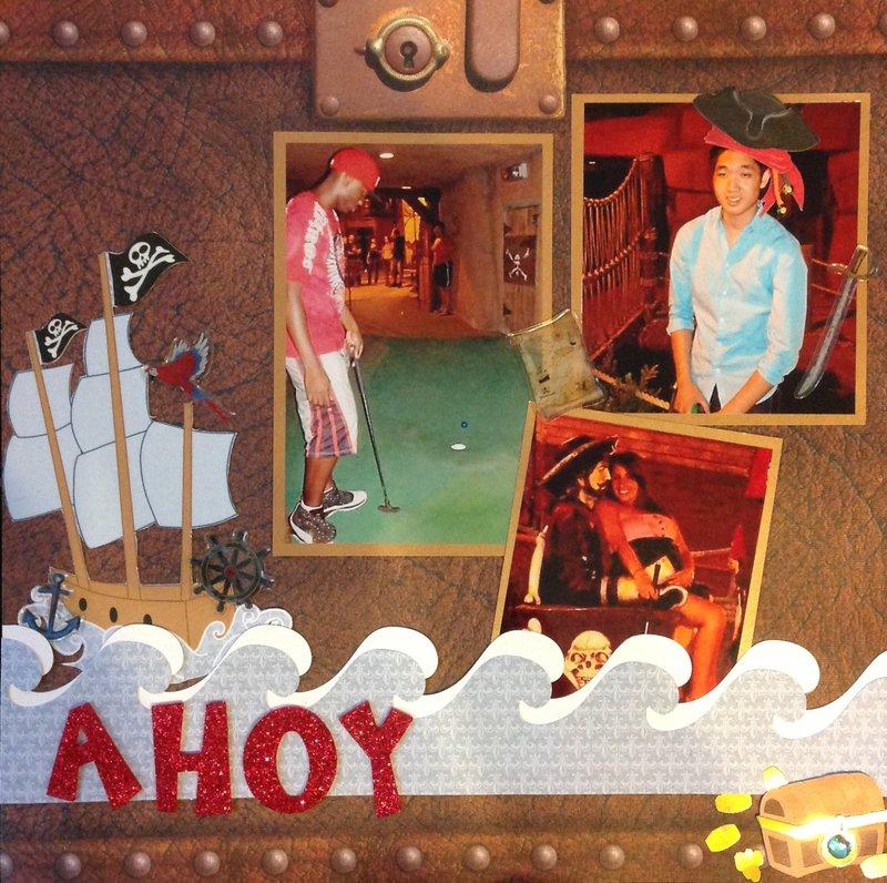 Ahoy  maite page 1