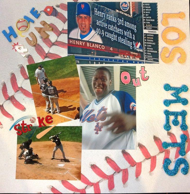 NY Yanks vs Los Mets page 2