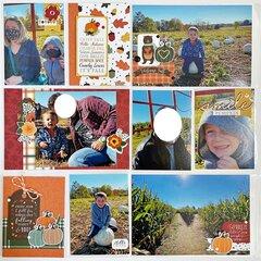 Pumpkin Patch Pics 2