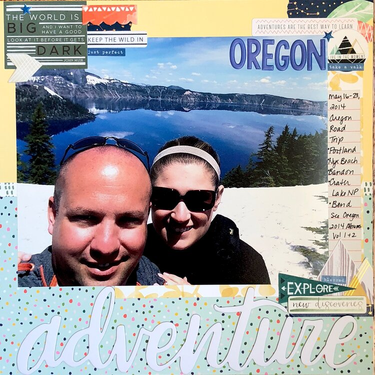 Oregon Adventure
