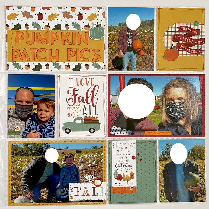 Pumpkin Patch Pics 1