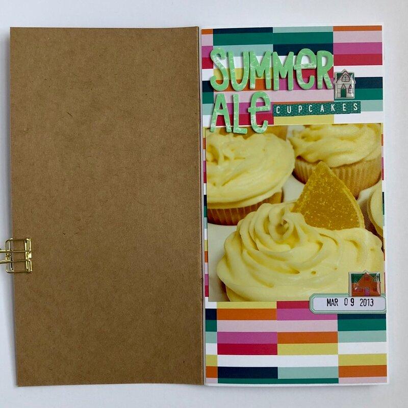 Summer Ale Cupcakes