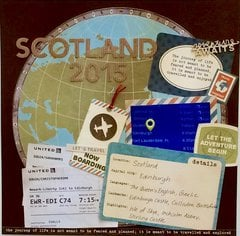 Scotland 2015 Opening Page