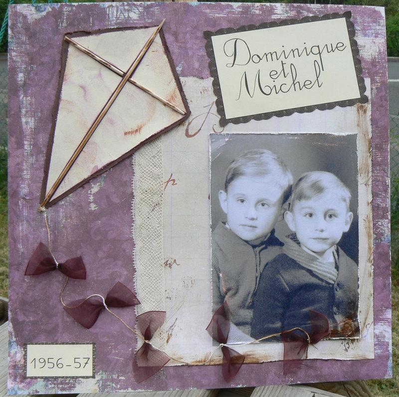 Dominique et Michel