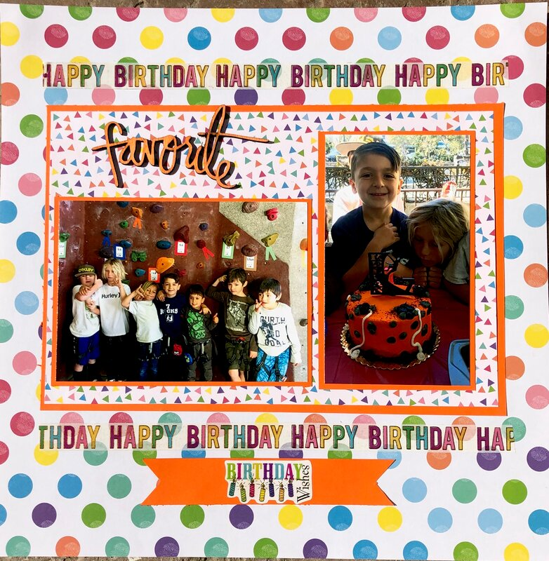 7th Birthday! 11/52