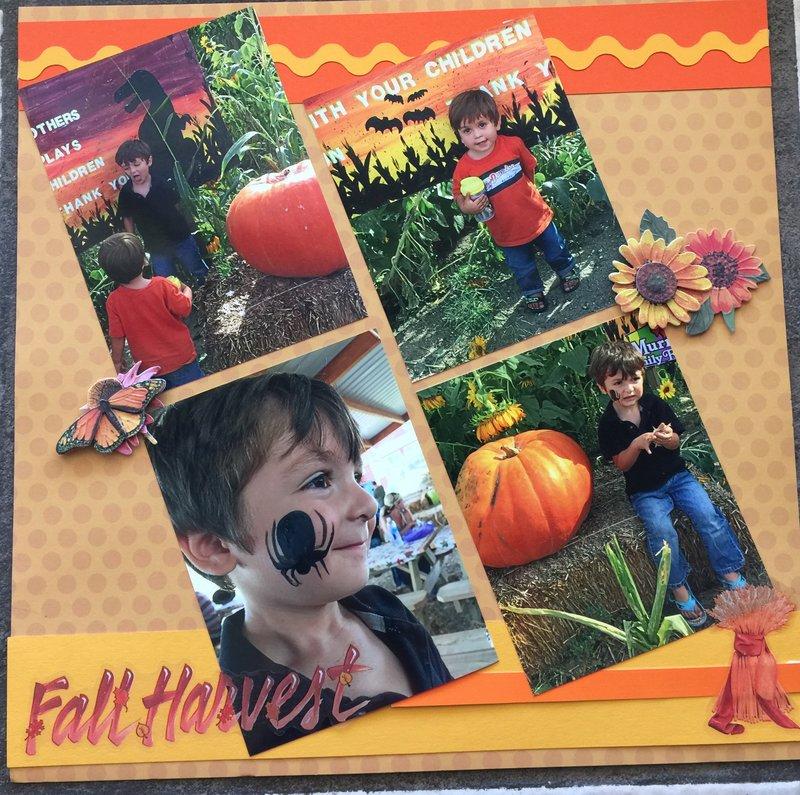 Fall harvest. 8/50