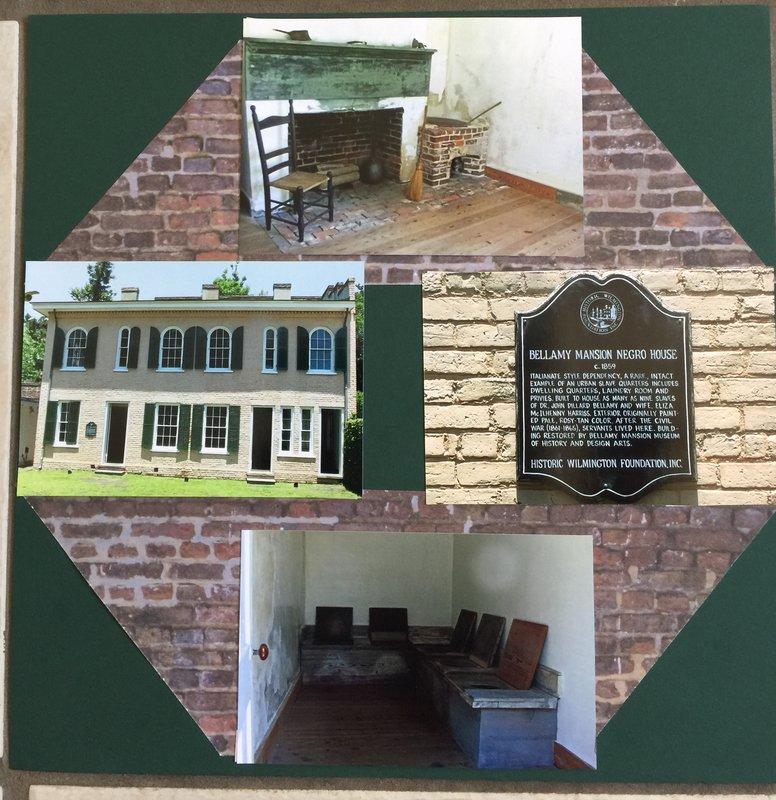 Slave quarters 10/50