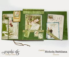 Once Upon a Springtime Journal