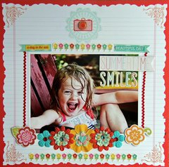 My Creative Scrapbook June Main kit