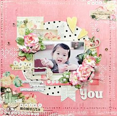 Oct My Creative Scrapbook Limited Edition kit lo you