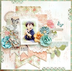 Sept limited Edition kit My Creative Scrapbook