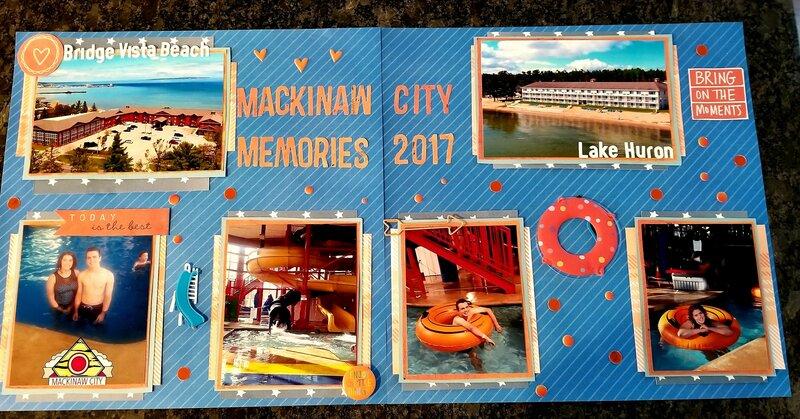 Mackinaw City Memories 2017