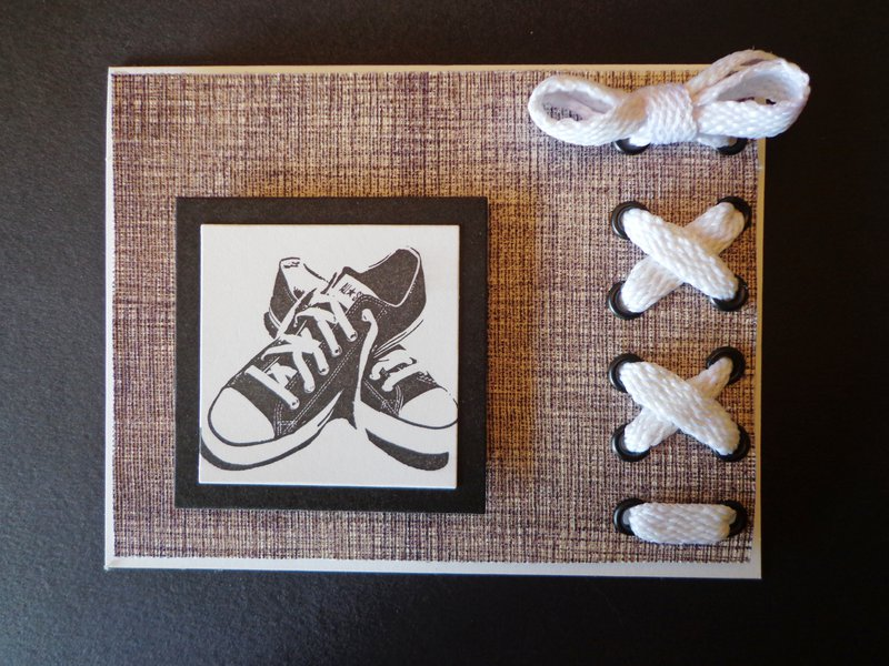 Sneakers by Emily Cates