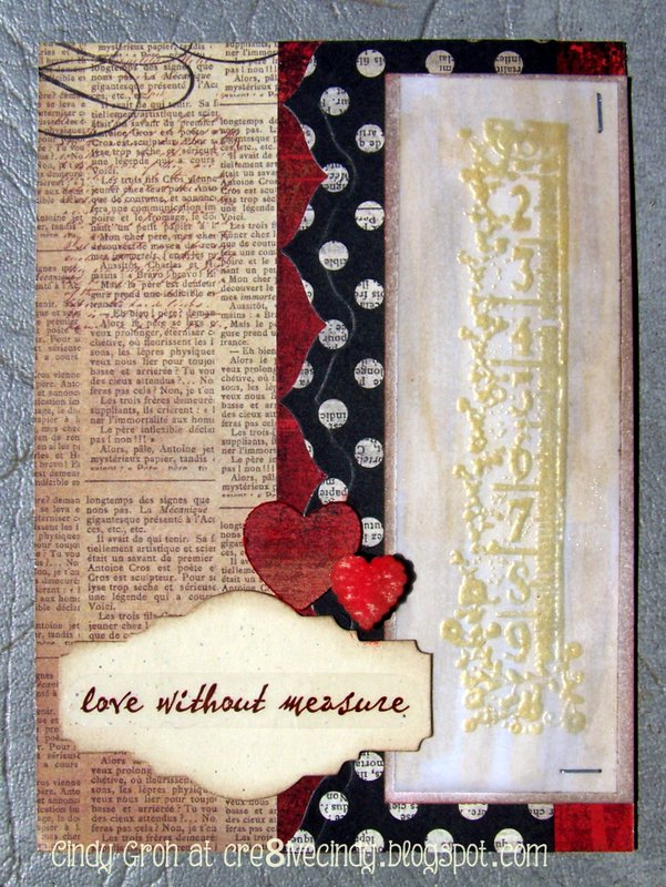New Sewing Kit Stamp from Deep Red