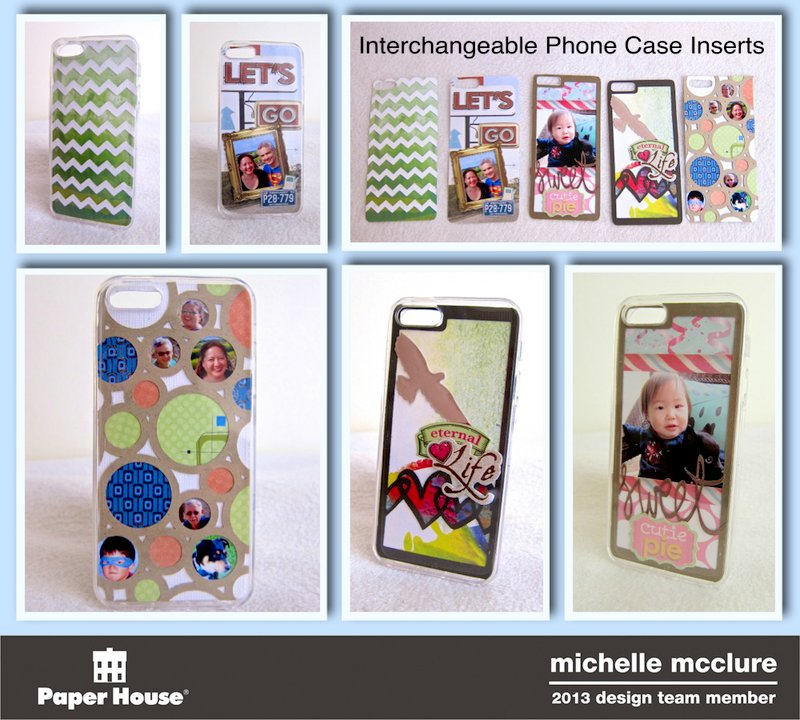 Cell Phone Case Inserts