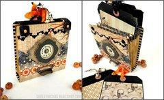 Halloween Mini Accordion Album