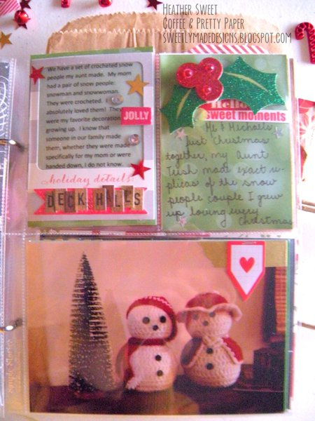 Journal Your Christmas 2013:  Part I