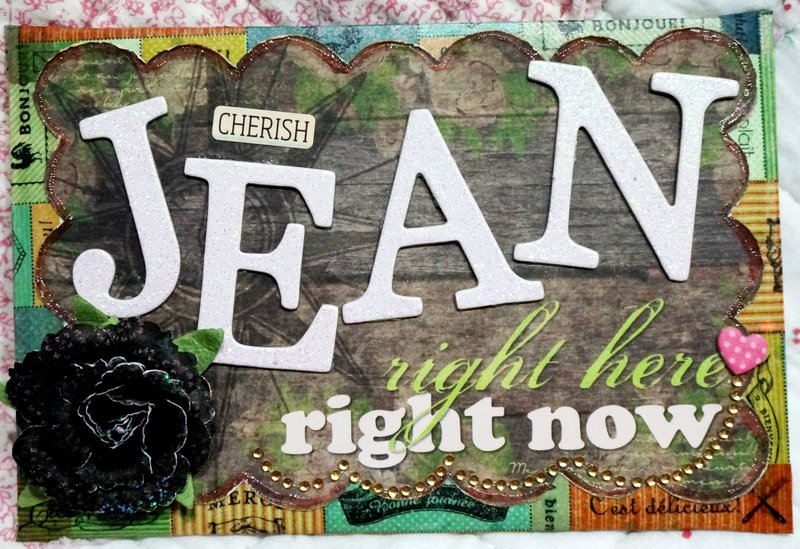 Cherish Jean
