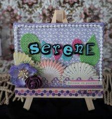 Serene - Believe in Yourself