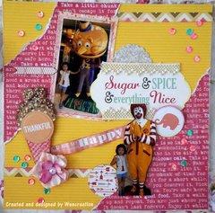 Sugar & Spice, & Everything is Nice