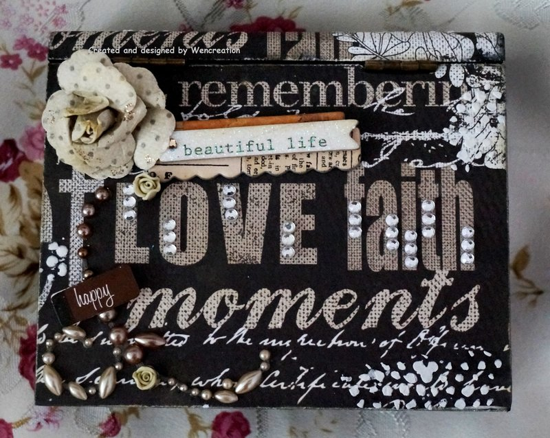 Beautiful Live, Love Faith