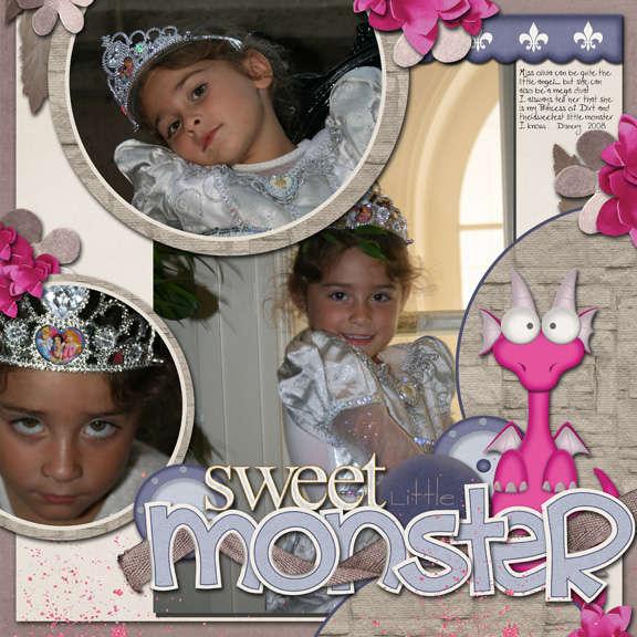 sweet little monster